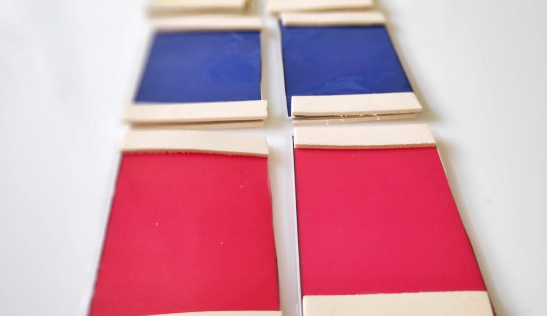 Teoría Montessori con creación de materiales