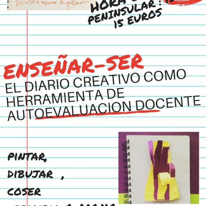 Diario Creativo como herramienta de reflexión para maestras-os