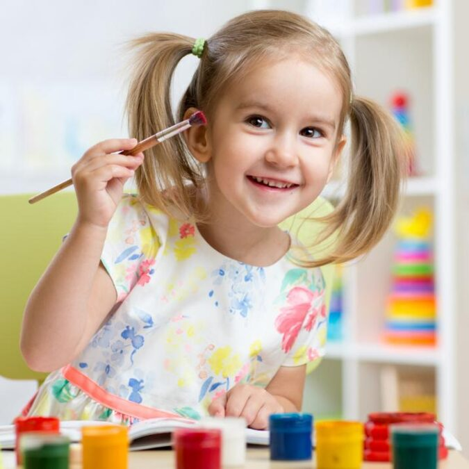 Ebook – Arte Montessori para niños pequeños