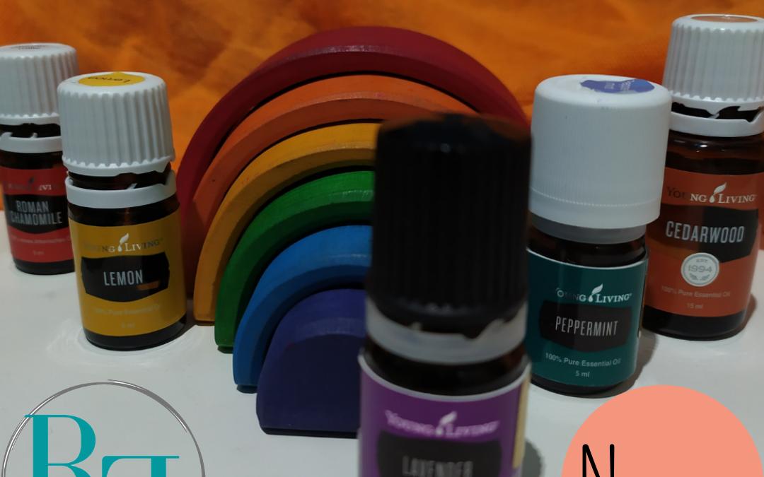 Introducción a la aromaterapia en espacios educativos